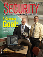 Security magazine March 2015 issue cover