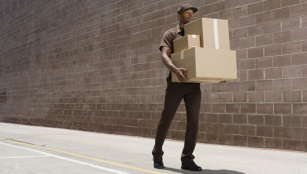 Would your staff hold the door open for a third-party deliveryman? If they donâ??t check for identification or provide an escort, youâ??re looking at a potential security breach.