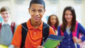 The Vision Academy at Riverside, located in Indianapolis, is a Community Charter Network school that provides tuition-free, college preparatory education to more than 250 students.