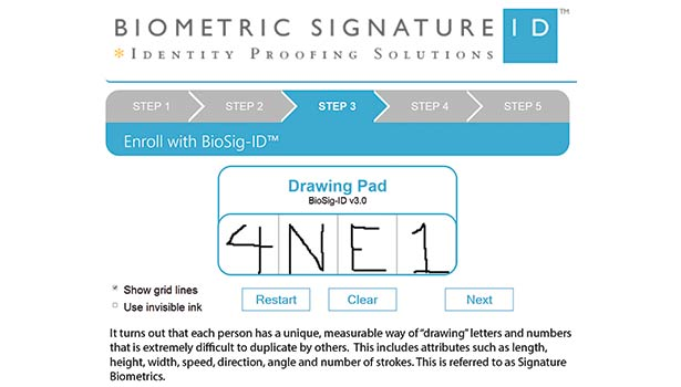 BioSig-ID from Biometric Signature ID