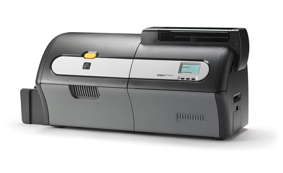 This printer provides professional, high-quality card printing suited for all organizations