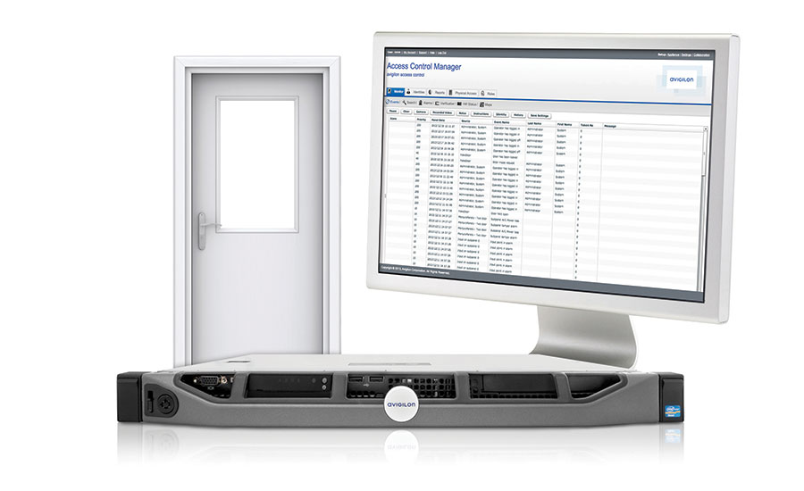 The Avigilon Access Control Manager