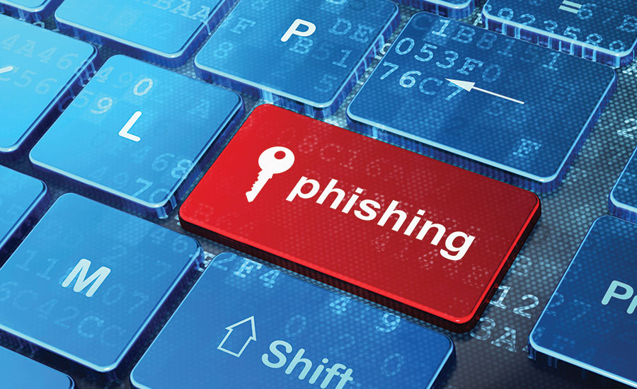 cybersecurity and phishing