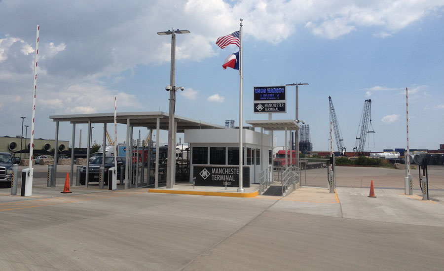 There is a diverse workforce of temps, contractors and contractor firms at cargo terminals such as the Manchester Terminal in Houston, Texas.