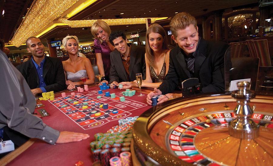 Casino customer service casino builder