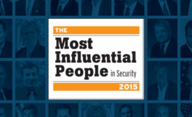 Most Influential people in Security 2015