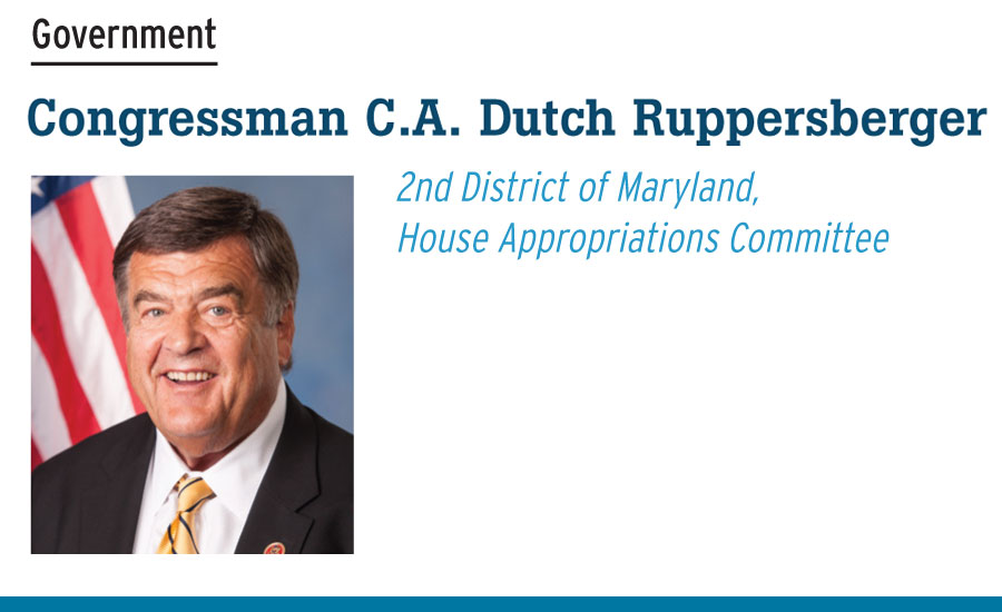 Congressman C.A. Dutch Ruppersberger 2nd District of Maryland,  House Appropriations Committee