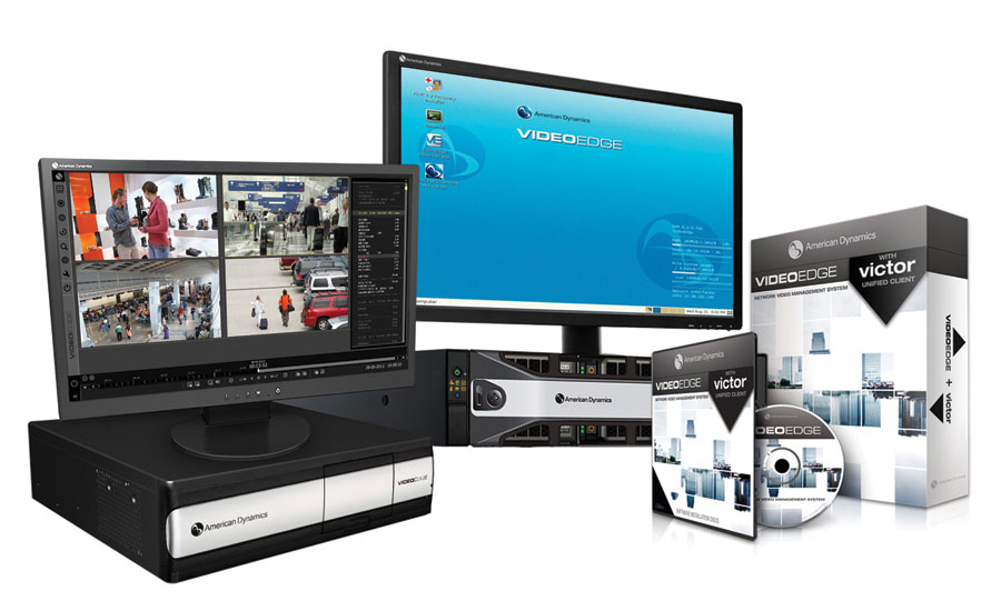 victor Video Management System from Tyco Security Products