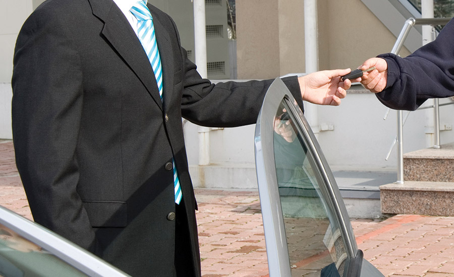 Determining Responsibility in Parking Lot Security; security liability, access control, parking garage security