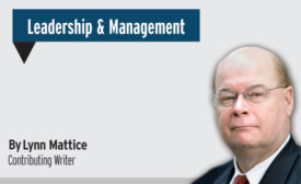 Leadership and Management by Lynn Mattice
