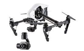 DJI Innovations and Flir Systems;thermal cameras, video surveillance tools