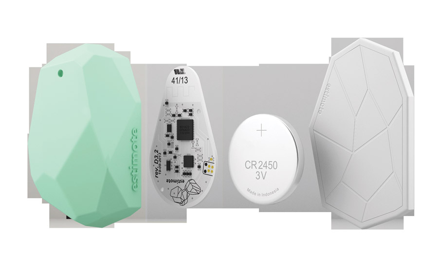 Estimote; RFID, access control, security technology, asset management, risk mitigation
