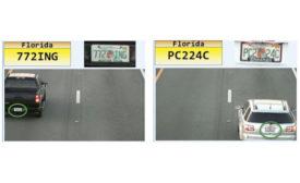 Automatic License Plate Recognition; video surveillance, security technology, HD surveillance