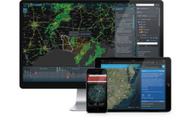 Visual Command Center® from IDV Solutions; solar-powered surveillance, video surveillance, outdoor surveillance, megapixel camera