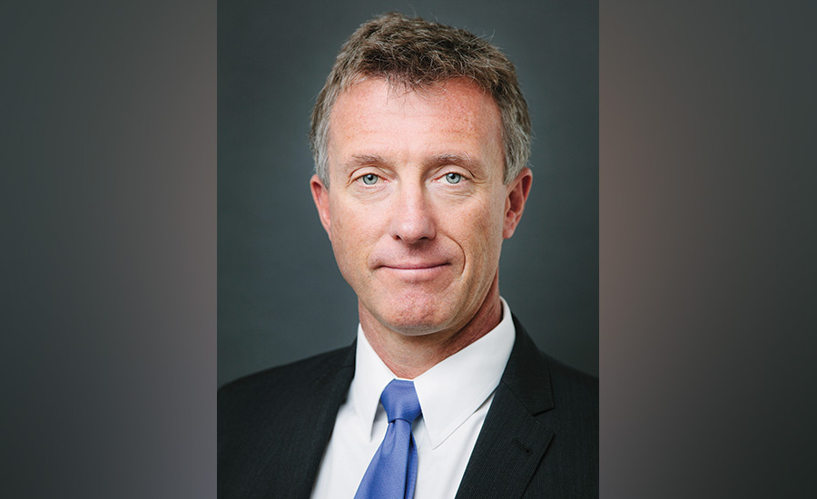 Chris Rackow, Senior Vice President and Chief Resilience Officer for AECOM