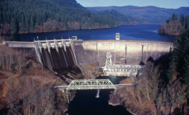 The Merwin Dam