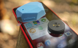 Tech firms are developing Bluetooth Low Energy
