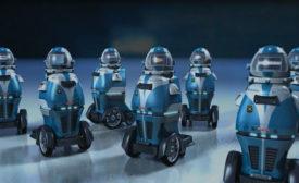 Solving the Guard Force Dilemma with Autonomous Robots