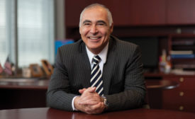 MITRE President and CEO Al Grasso