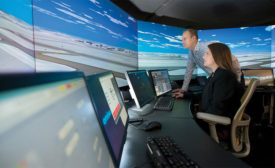The MITRE Corporation has a lab in the FAA-sponsored Center for Advanced Aviation System Development FFRDC