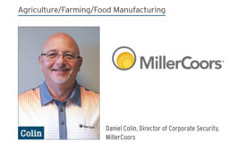 Daniel Colin, Director of Corporate Security, MillerCoors