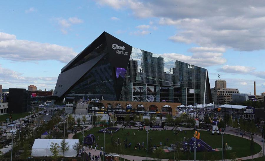 U.S. Bank Stadium is not just a location, but an epicenter of excitement