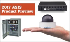 2017 ASIS Product Preview