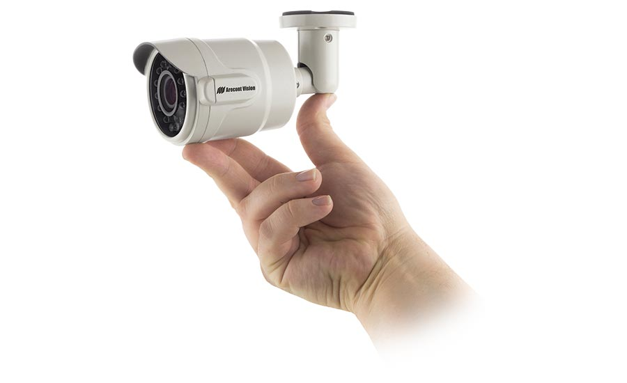 Packs Advanced Features into Compact Bullet Camera