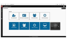 Offers Complete Cloud-Based Access Control and Monitoring