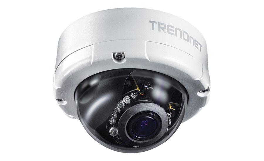 Indoor Outdoor 4mp Varifocal Poe Ir Dome Network Camera