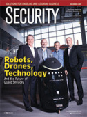 Security Magazine - December 2017 - Cover