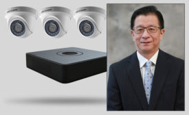 Jeffrey He, President, Hikvision USA