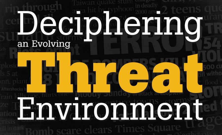 how environmental threats are influencing federal and state governments essay Improving homeland security at the state the federal government should be counterintelligence threats, and the effects of environmental and.