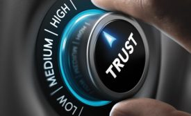 Trust: Difficult to Get – Easy to Lose