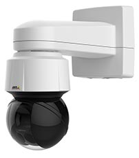 Laser-Focused Q6155-E PTZ Camera from Axis Communications