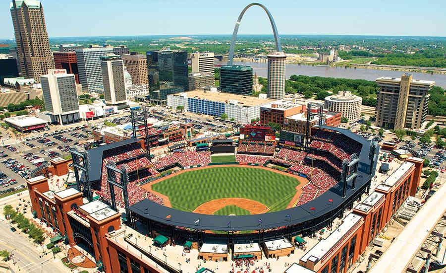 St. Louis Cardinals Hit a Homerun with Iris Recognition