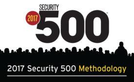 2017 Security 500 Methodology Security Magazine November 2017