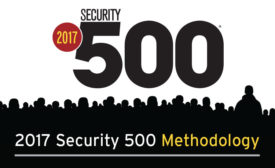 2017 Security 500 Methodology Security Magazine November 2017