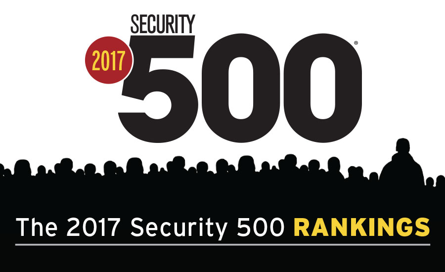 The 2017 Security 500 Rankings | 2017-11-01 | Security Magazine