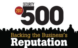 Cover Security Magazine November 2017