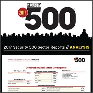 Sectors Security Magazine 2017
