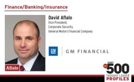 David Aflalo Security Magazine November 2017