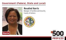 Rosalind Harris Security Magazine November 2017