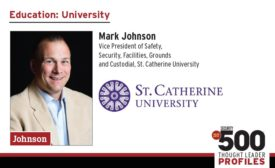 Mark Johnson Security Magazine November 2017