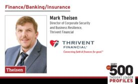 Mark Thiesen Security Magazine November 2017