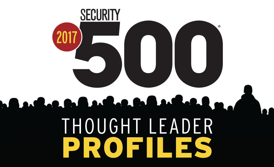 2017 Security Thought Leader Profiles