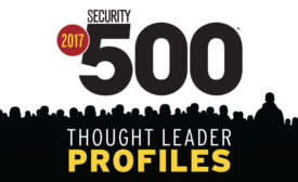 2017 Security Thought Leader Profiles Security Magazine November 2017