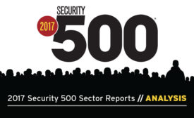 2017 Security 500 Sector Reports Security Magazine November 2017
