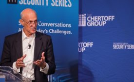 Michael Chertoff Security Magazine October 2017