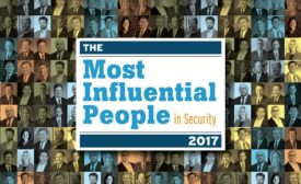 The Most Influential People in Security 2017 cover